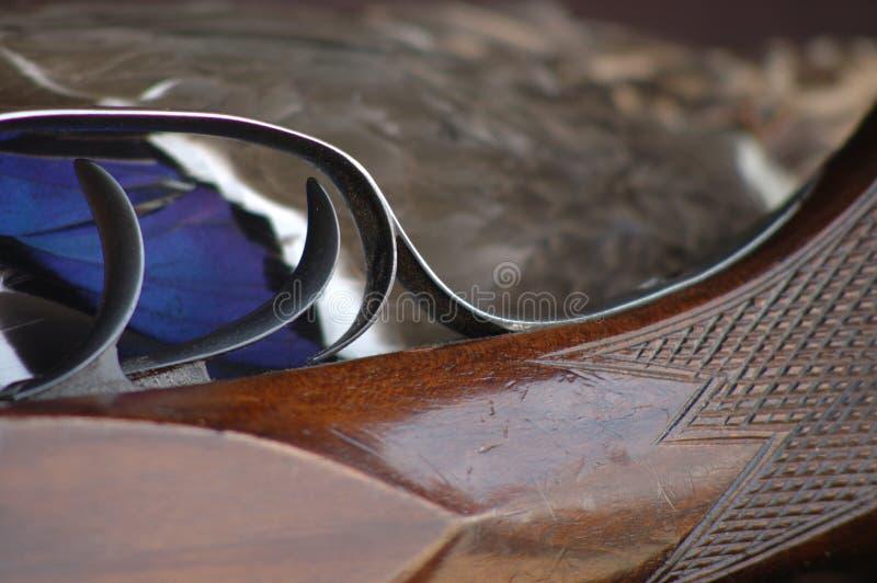 Trophée de chasse photographie stock libre de droits