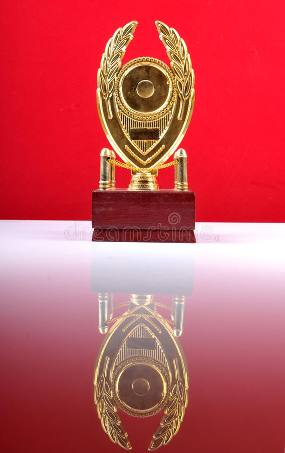 Download Trophy stock photo. Image of objects, gold, life, isolated - 11892270