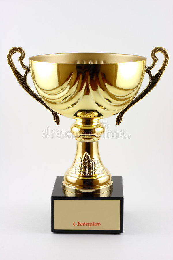 Download Trophy stock image. Image of contest, achieve, game, best - 5538873