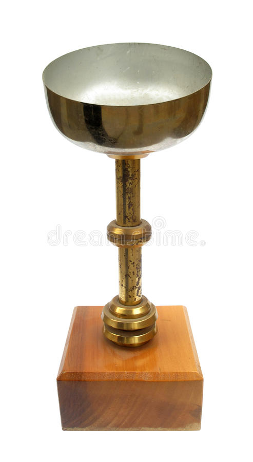 Download Trophy loving cup stock photo. Image of legacy, background - 12387738