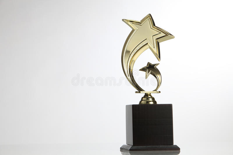 Trophy royalty free stock images