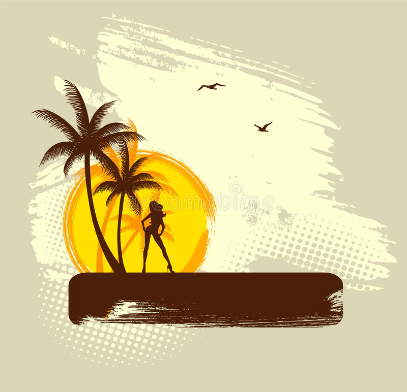 Download Tropic Back Stock Image - Image: 20040961