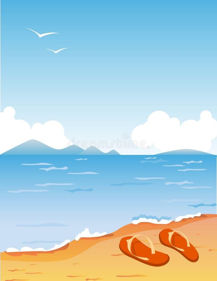 Tropic Beach Stock Images