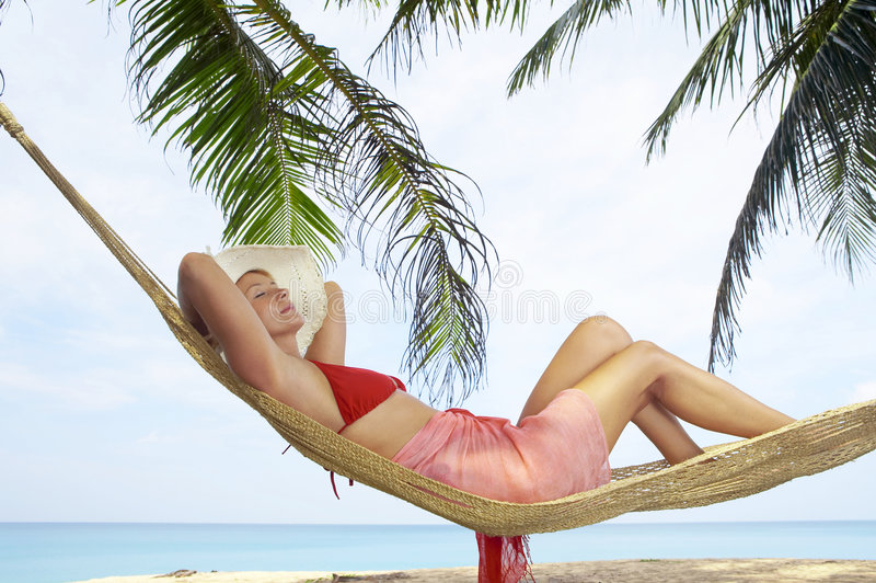 Download Tropic swing stock image. Image of languor, idle, holiday - 5257671