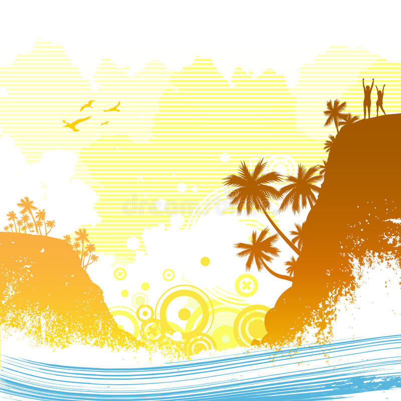 Download Tropical Background Royalty Free Stock Photography - Image: 10325817
