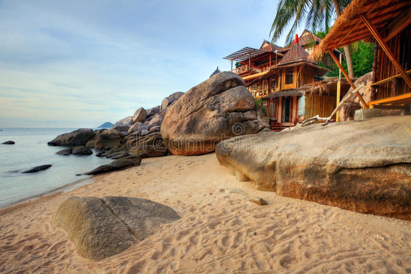 Download On the tropical beach stock image. Image of background - 14859213