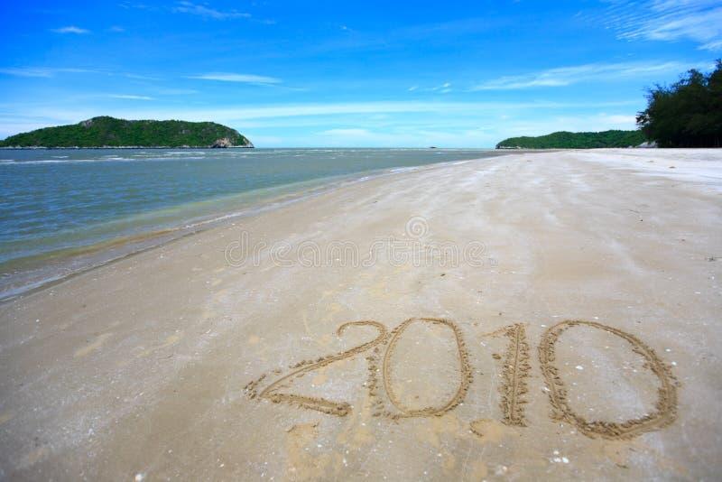 Download Tropical beach 2010 stock photo. Image of outdoor, horizon - 10927186