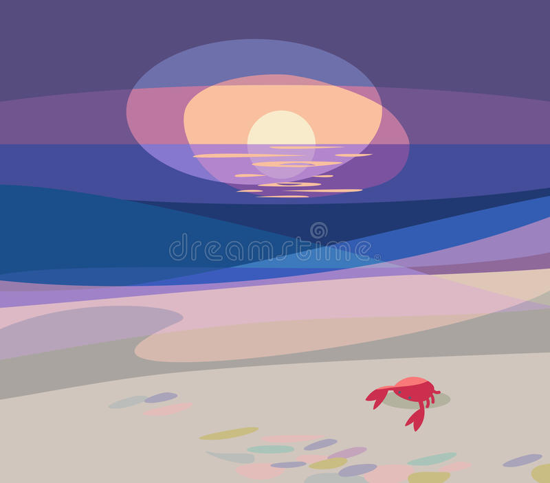 Download Tropical beach stock vector. Illustration of destinations - 20702578