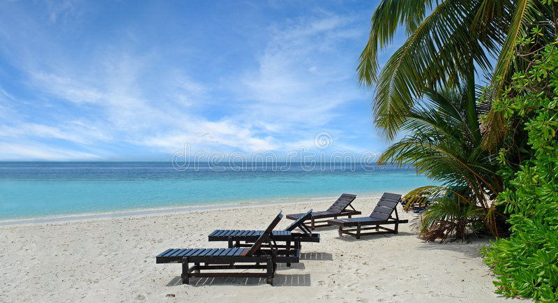 Download Tropical beach stock photo. Image of panoramic, travel - 2312818