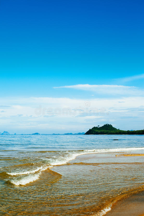 Download Tropical beach stock image. Image of ocean, reef, nature - 23331217
