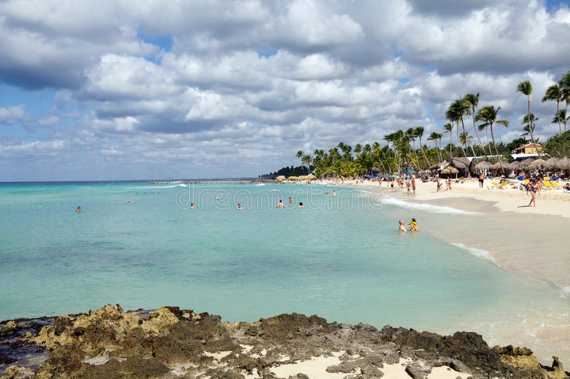Download Tropical beach editorial stock image. Image of tourism - 26684534