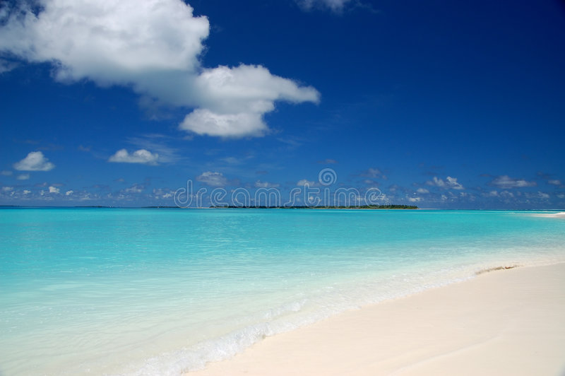 Download Tropical beach stock photo. Image of beach, swimming, water - 2750014