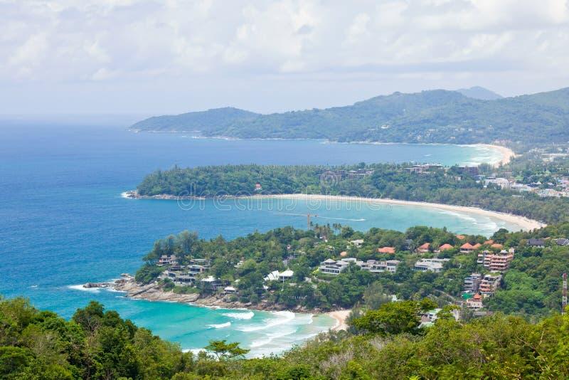 Download Tropical beach aerial stock image. Image of aerial, ocean - 26570421
