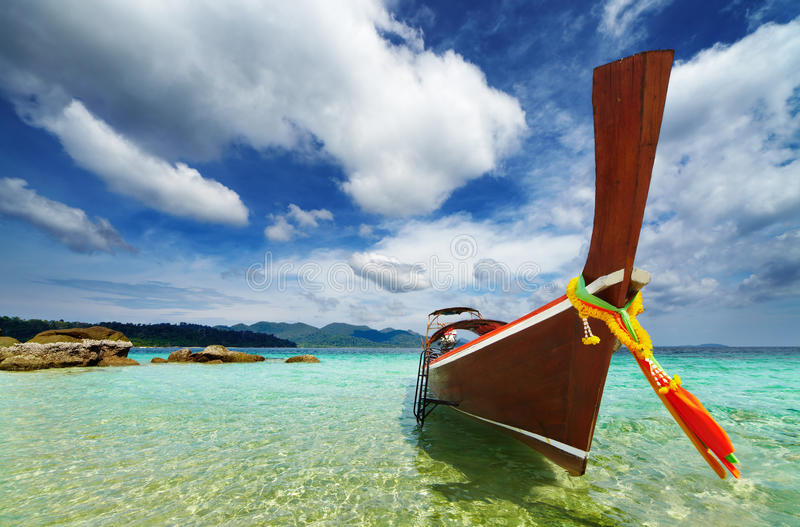 Download Tropical Beach, Andaman Sea, Thailand Stock Image - Image of rock, recreation: 22745993