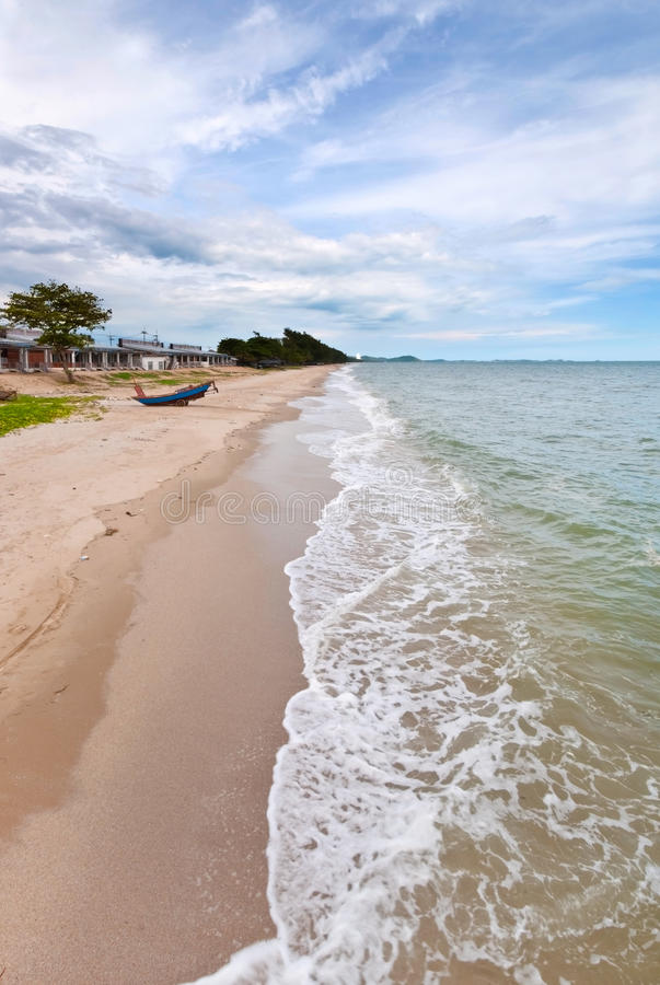 Download Tropical Beach At Beautiful Stock Image - Image: 26670547