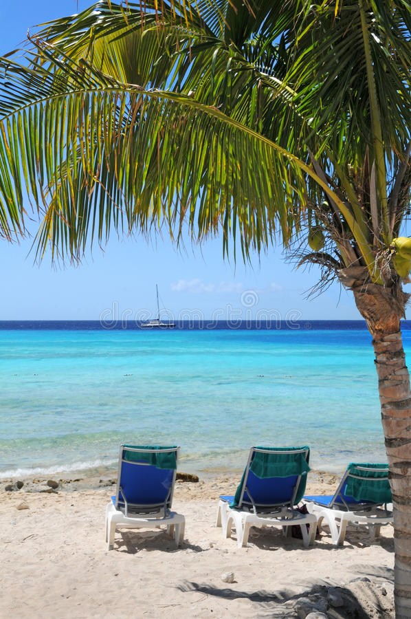 Download Tropical Beach With Clear Waters Stock Image - Image: 13265979