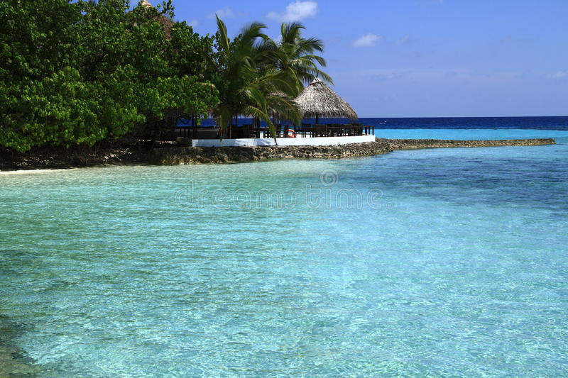 Download Tropical beach stock photo. Image of jetty, beautiful - 32898832