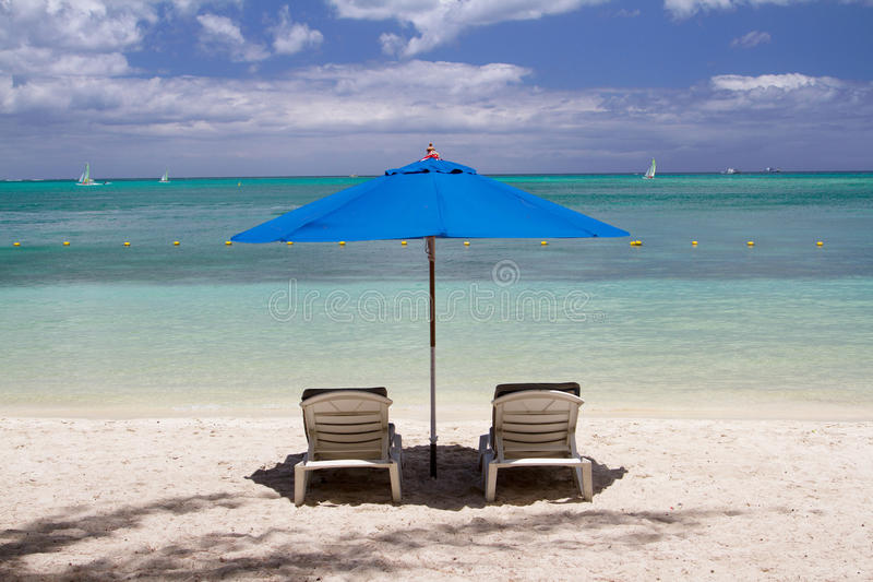 Download Tropical Beach In Mauritius Stock Photo - Image: 27879744