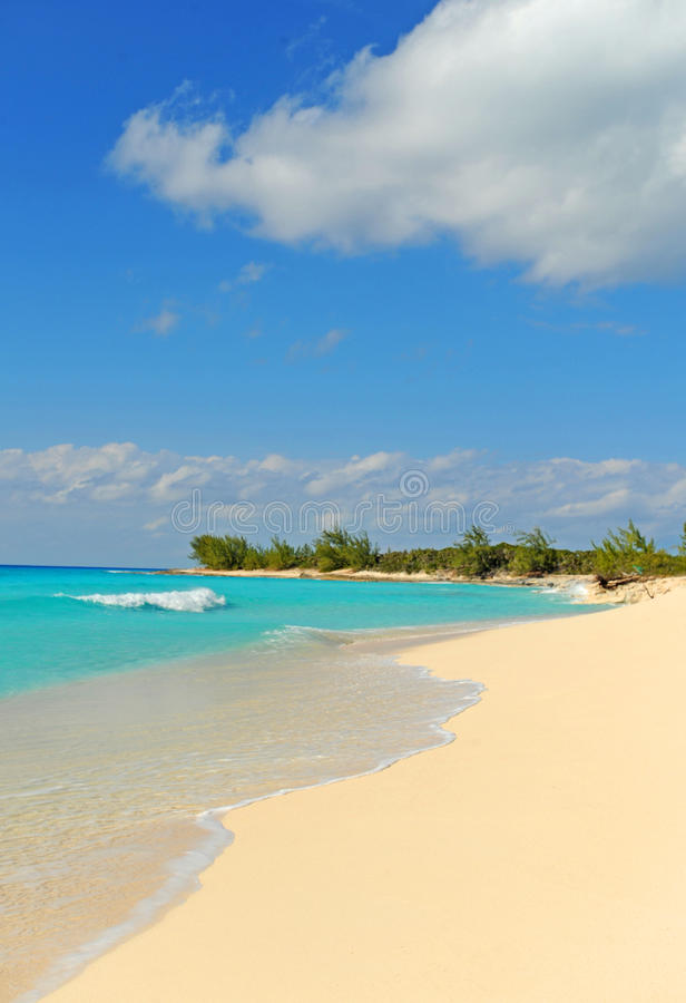 Download Tropical beach with nobody stock image. Image of water - 25104137