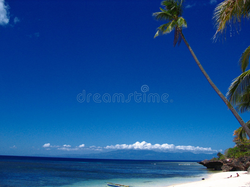 Download Tropical beach paradise stock image. Image of relaxation - 2265393