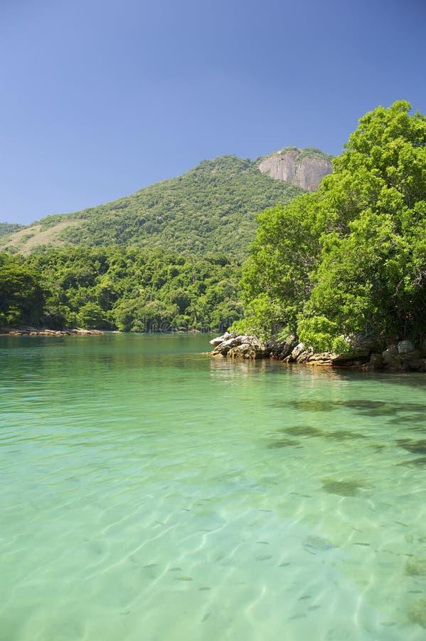 Free Tropical Brazilian Lagoon Ilha Grande Brazil Stock Images - 36081414