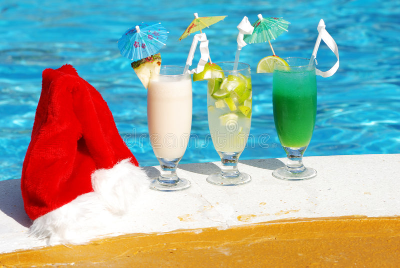 Download Tropical christmas stock image. Image of greeting, pattern - 6911803