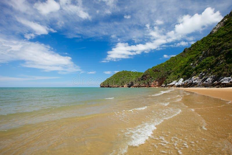 Tropical dream beach