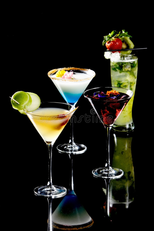 Free Tropical Drinks Royalty Free Stock Photos - 3874888
