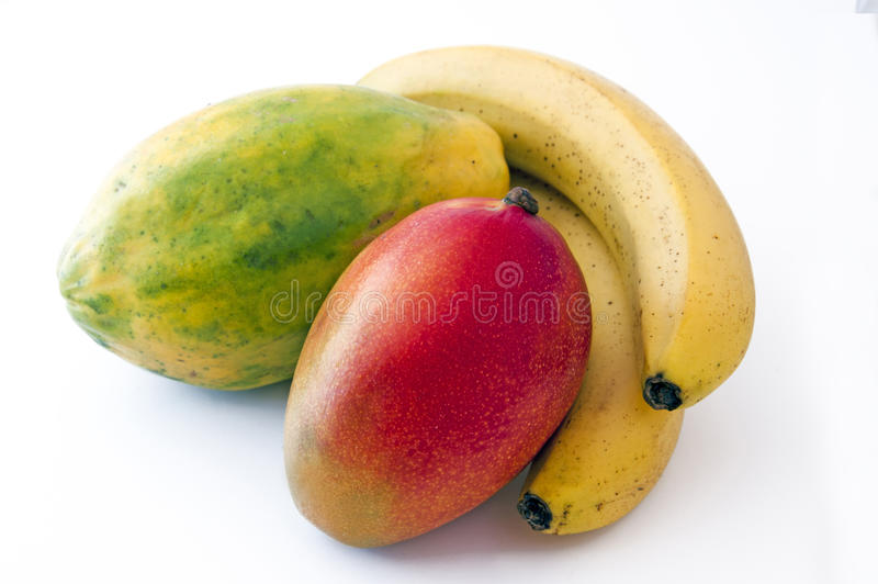 Download Tropical fruits stock photo. Image of group, fresh, variety - 26359546