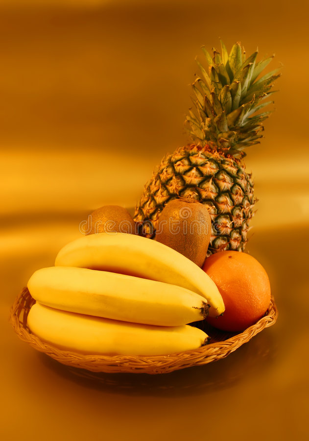 Tropical fruits2 royalty free stock image