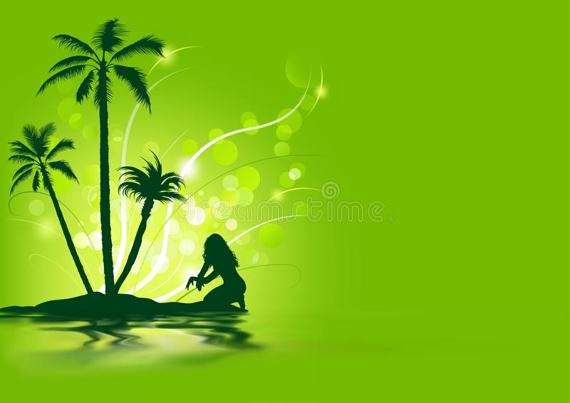 Download Tropical Holiday stock vector. Illustration of abstraction - 31474170