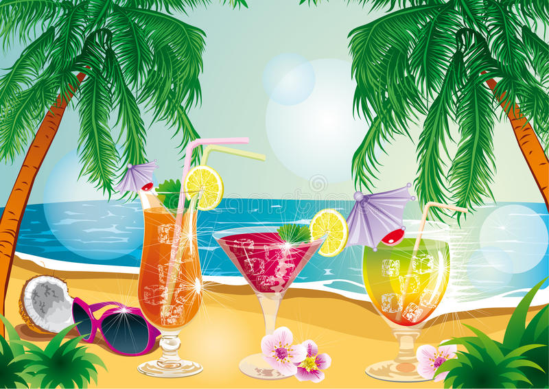 Download Tropical Island Royalty Free Stock Image - Image: 24905826