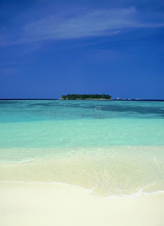 Free Tropical Island Paradise Stock Photo - 183520