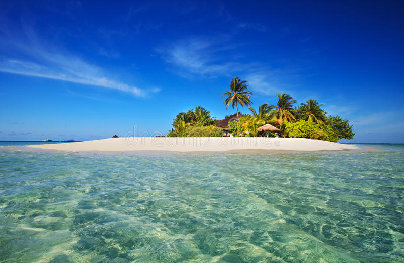 Download Tropical island paradise stock photo. Image of escape - 23539938