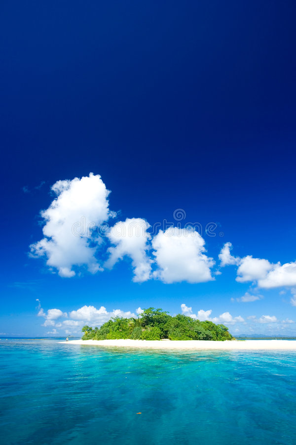 Download Tropical Island Paradise Stock Image - Image: 3638521