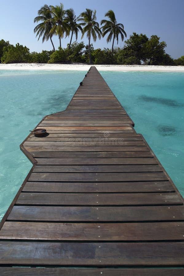 Download Tropical Island Paradise - Maldives Stock Image - Image: 15286607