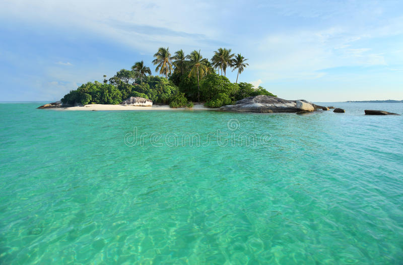 Download Tropical Island Paradise Stock Images - Image: 31573944