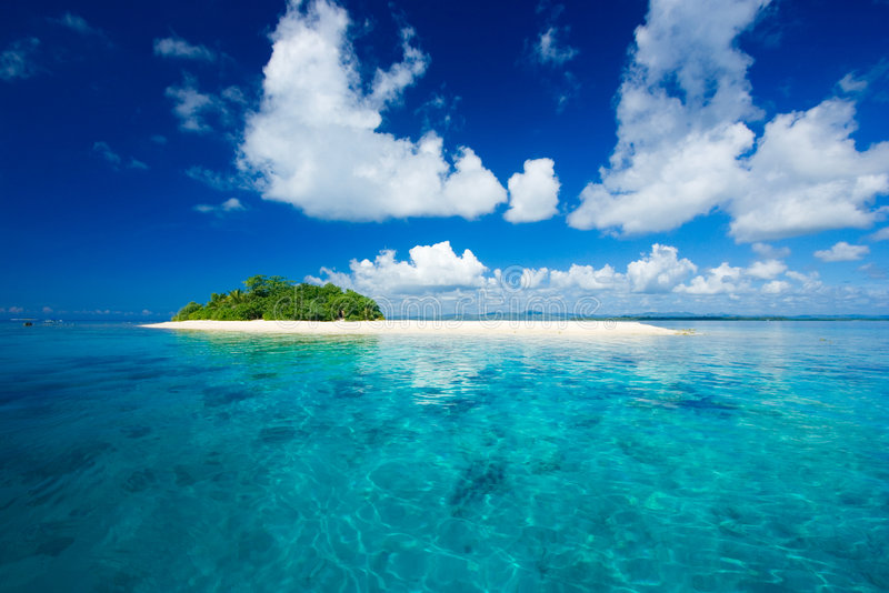 Download Tropical Island Vacation Paradise Stock Photo - Image: 3638704