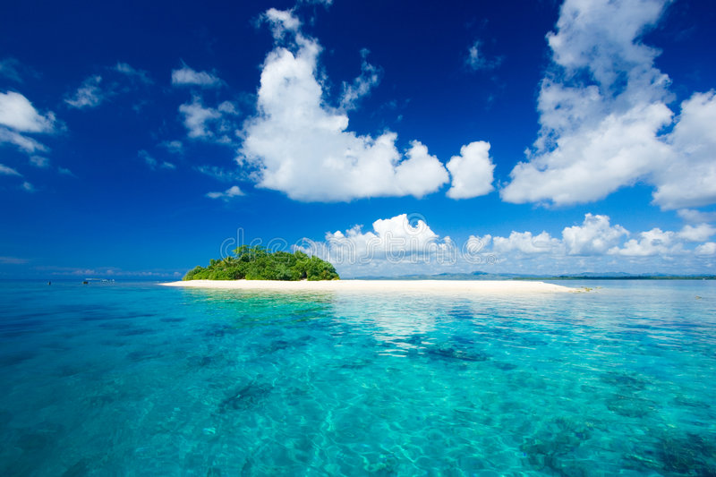 Download Tropical Island Vacation Paradise Stock Image - Image: 3638773