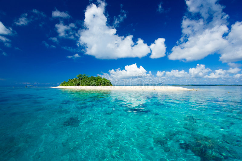 Download Tropical Island Vacation Paradise Stock Photo - Image: 3639038