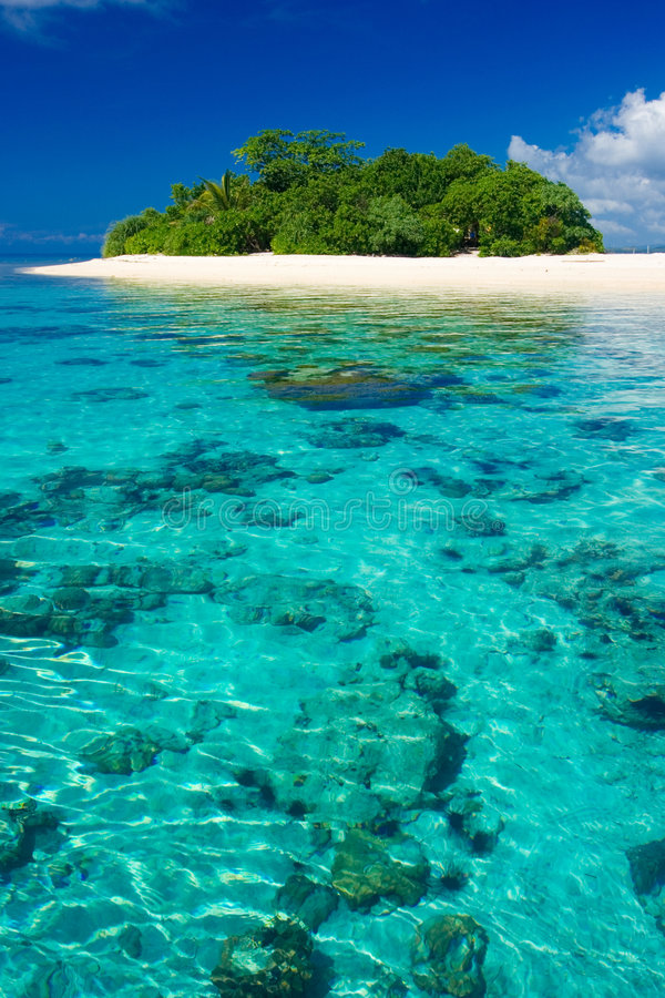 Download Tropical Island Vacation Paradise Stock Image - Image: 3639473