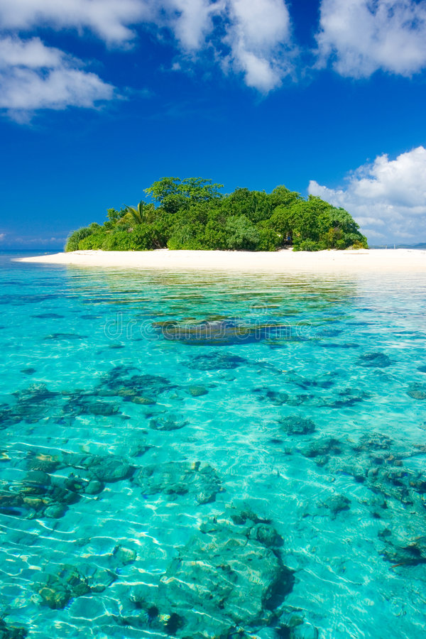 Download Tropical Island Vacation Paradise Stock Photo - Image: 3639492