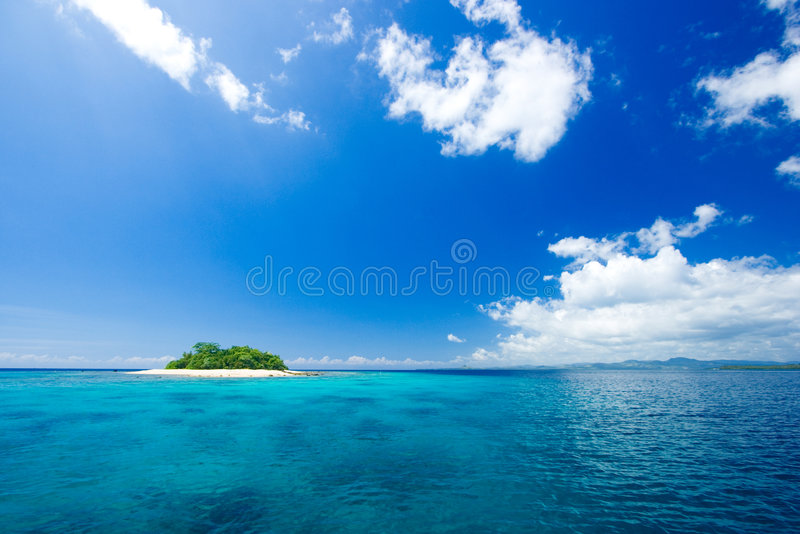 Download Tropical Island Vacation Paradise Stock Photo - Image: 3639898