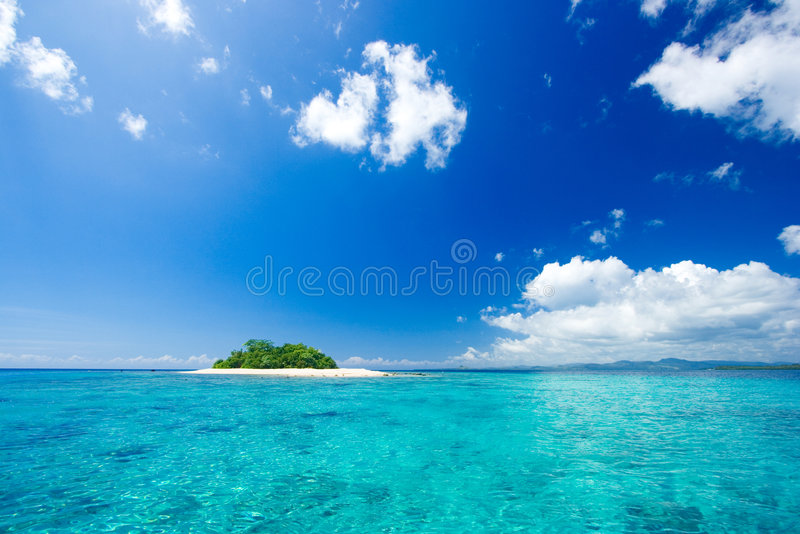 Download Tropical Island Vacation Paradise Stock Image - Image: 3639931