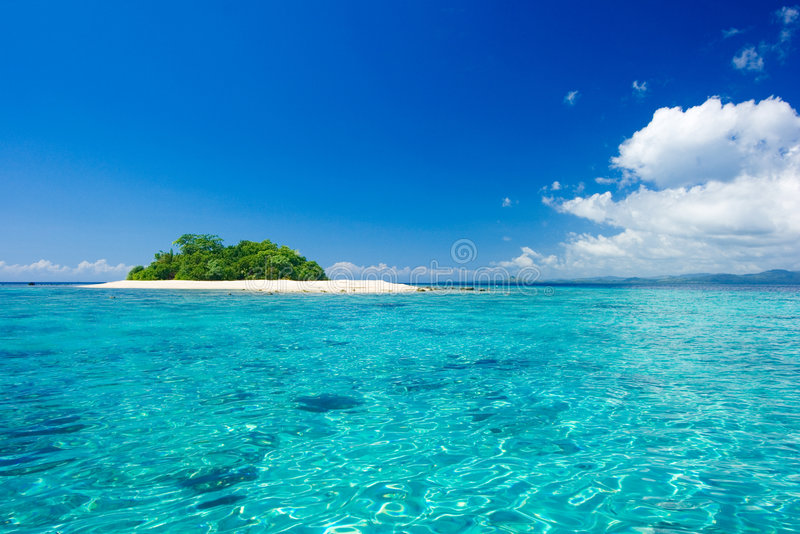 Download Tropical Island Vacation Paradise Stock Image - Image: 3639985