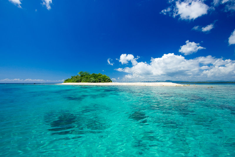 Download Tropical Island Vacation Paradise Stock Photo - Image: 3640112