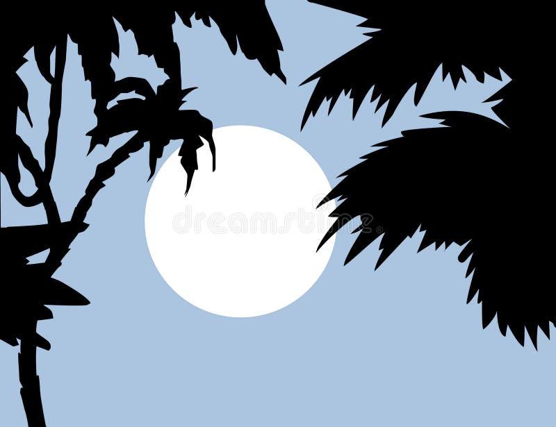 Download Tropical landscape stock vector. Illustration of forest - 24563280