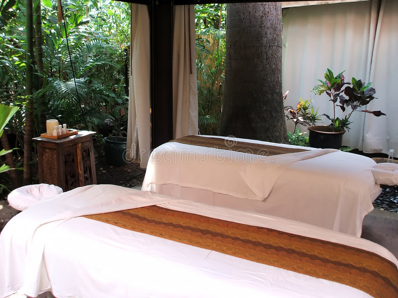 Download Tropical Massage stock photo. Image of healthy, retreat - 5077778