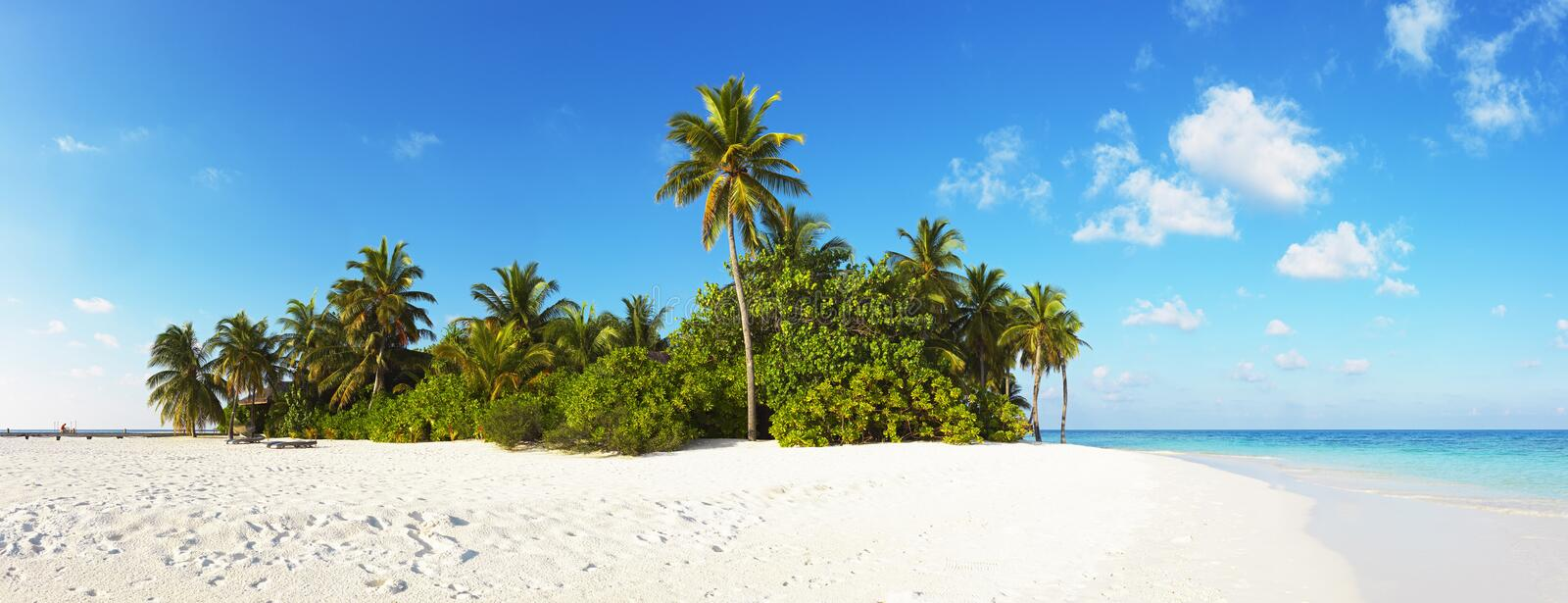 Download Tropical paradise stock image. Image of cloud, tourism - 5268445