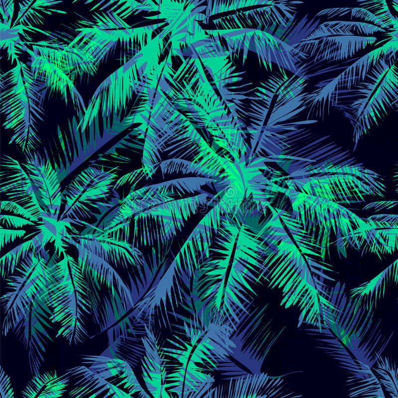 Free Tropical Pattern 15 Royalty Free Stock Images - 65357949